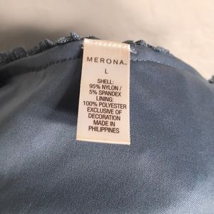 Merona Tops - Merona soft lace top